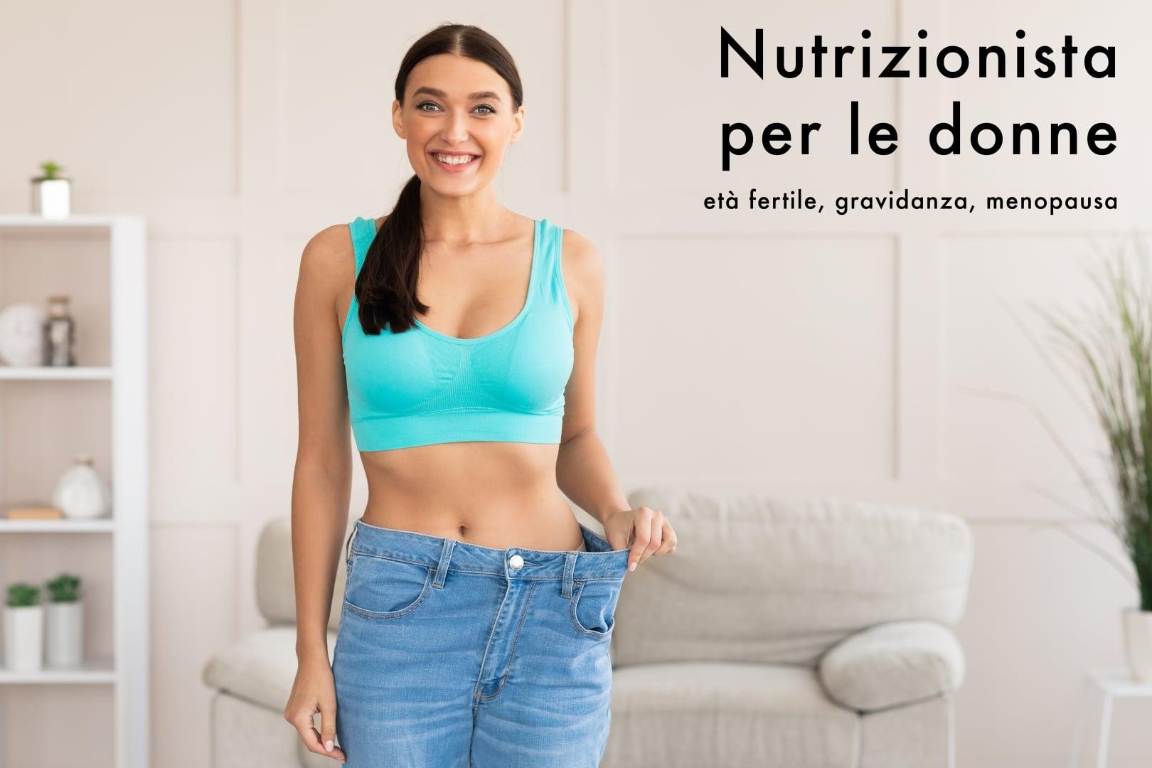 Nutrizionista A Bari Per Le Donne Dall Eta Fertile Alla Menopausa